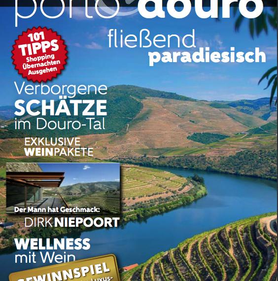 Porto & Douro Magazin