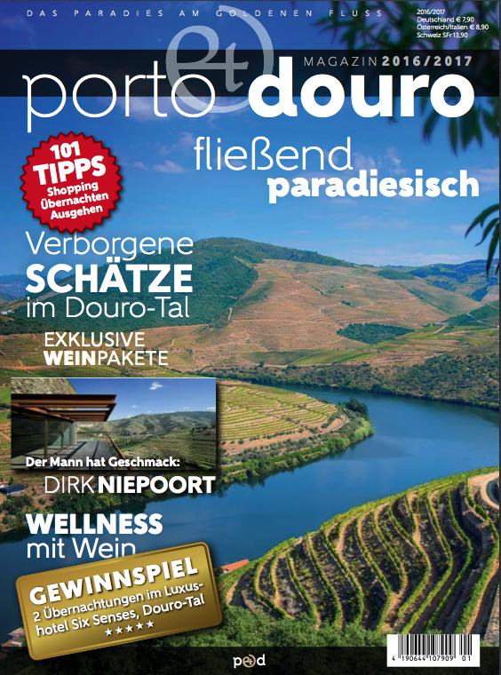 Reiseführer Porto & Douro Magazin