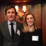Die Macher des Poeira 2012 sind Jorge Moreira mit seiner Frau