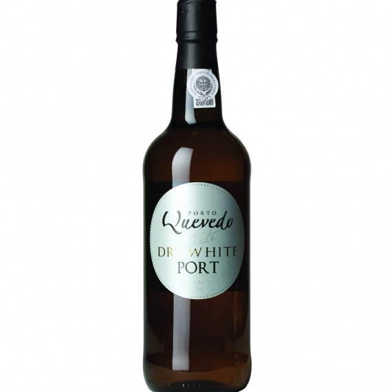 Quevedo White Port im Shop des Porto & Douro Magazin