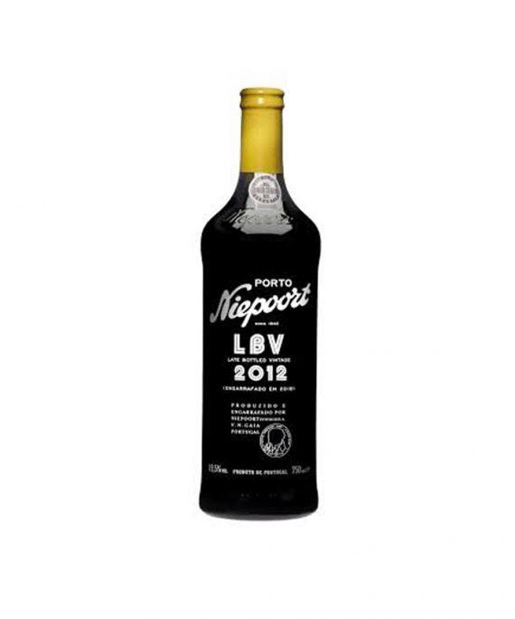 Portugal Douro DOC Weingut Portwein Niepoort LBV 2012 Portwein online kaufen