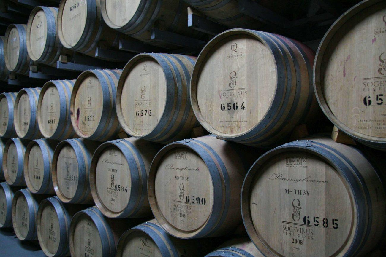 Douro Portwein Weinkeller Sogevinus