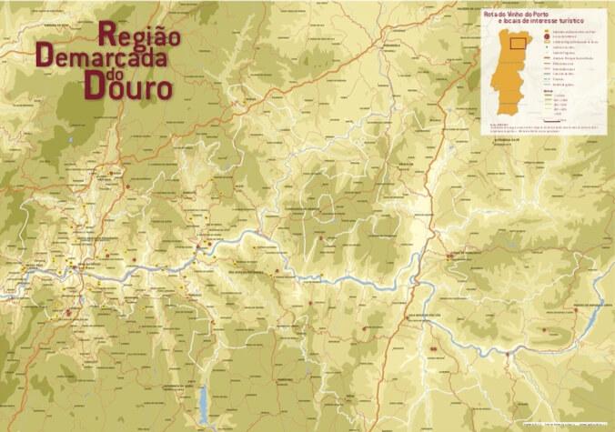 Douro-Tal Weinregion
