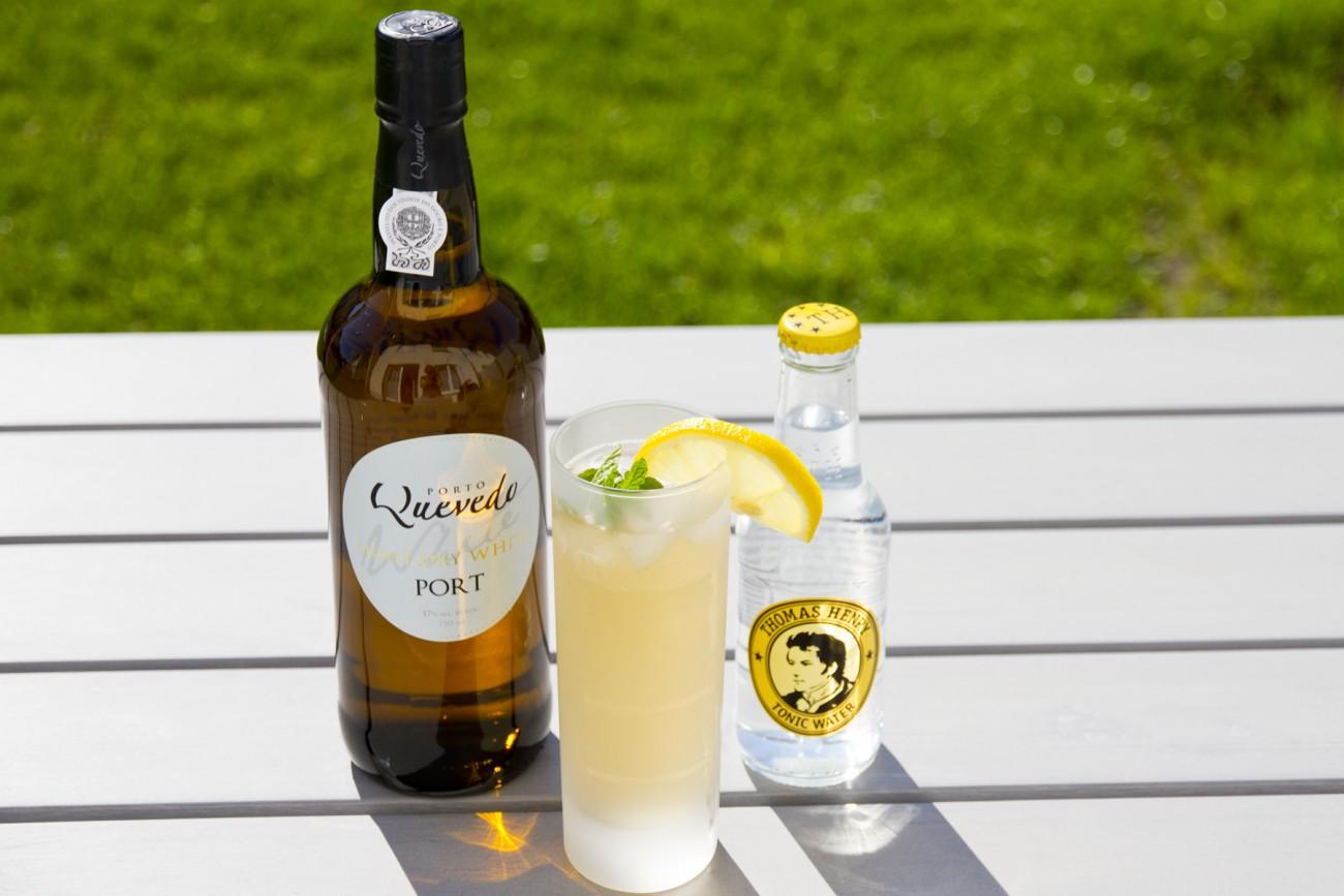 Portonic - Weisser Portwein mit Tonicwater
