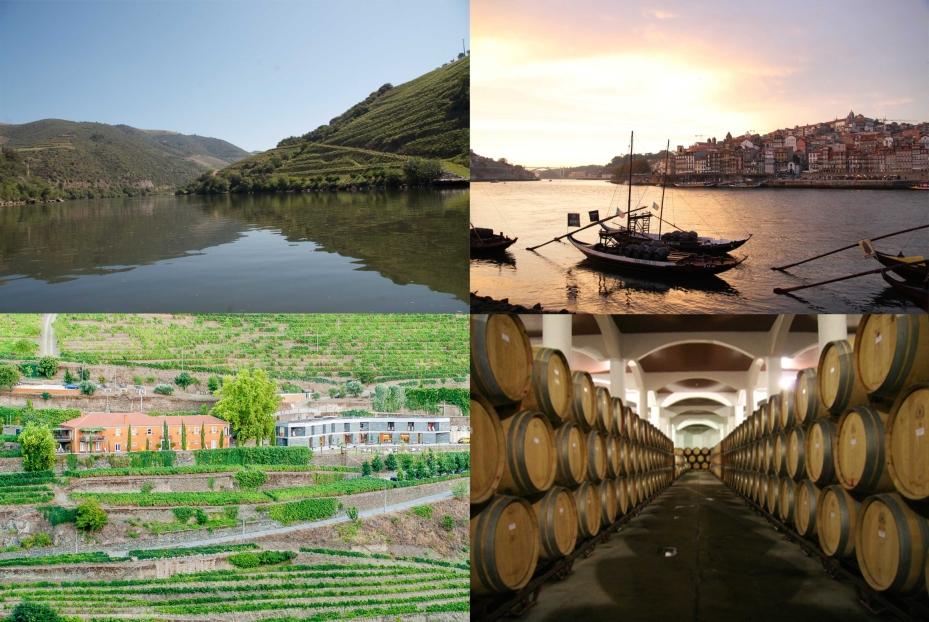 Weinreise nach Porto & ins Douro-Tal