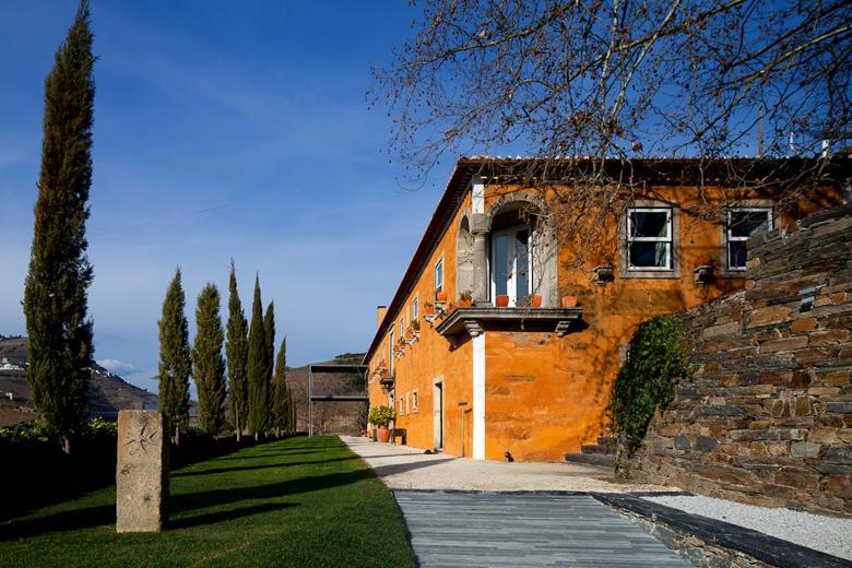 Weingut und Hotel Quinta do Vallado – gebettet wie Schneewittchen