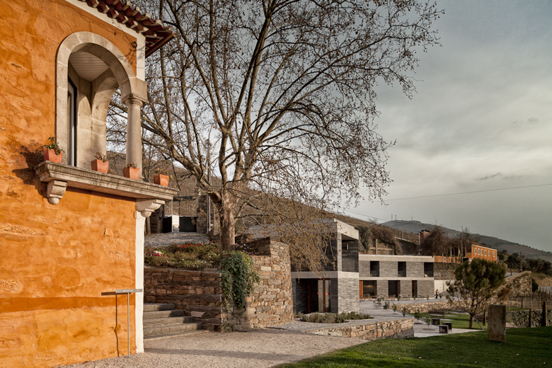Weinhotel Quinta do Vallado 1