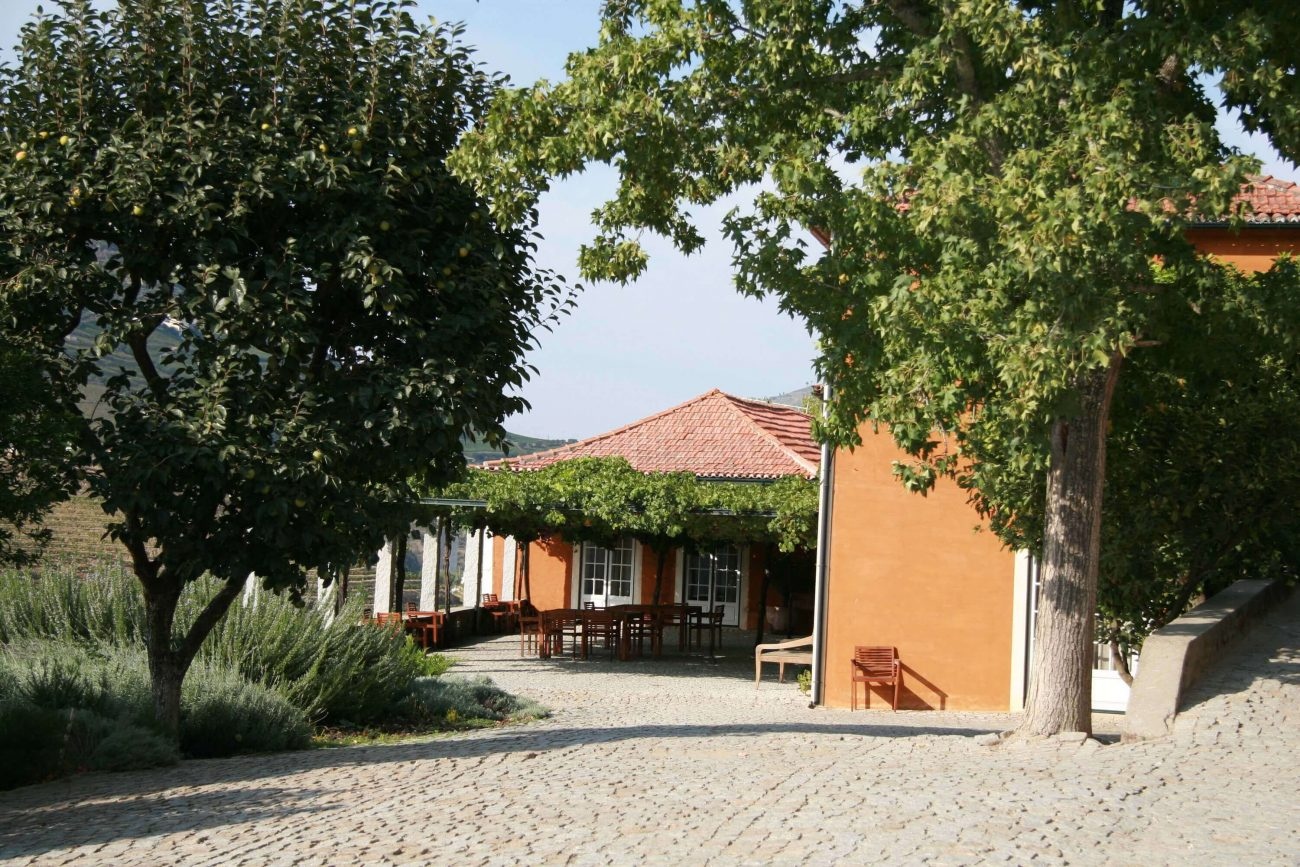 Quinta do Vallado Weingut im Douro Weinurlaub