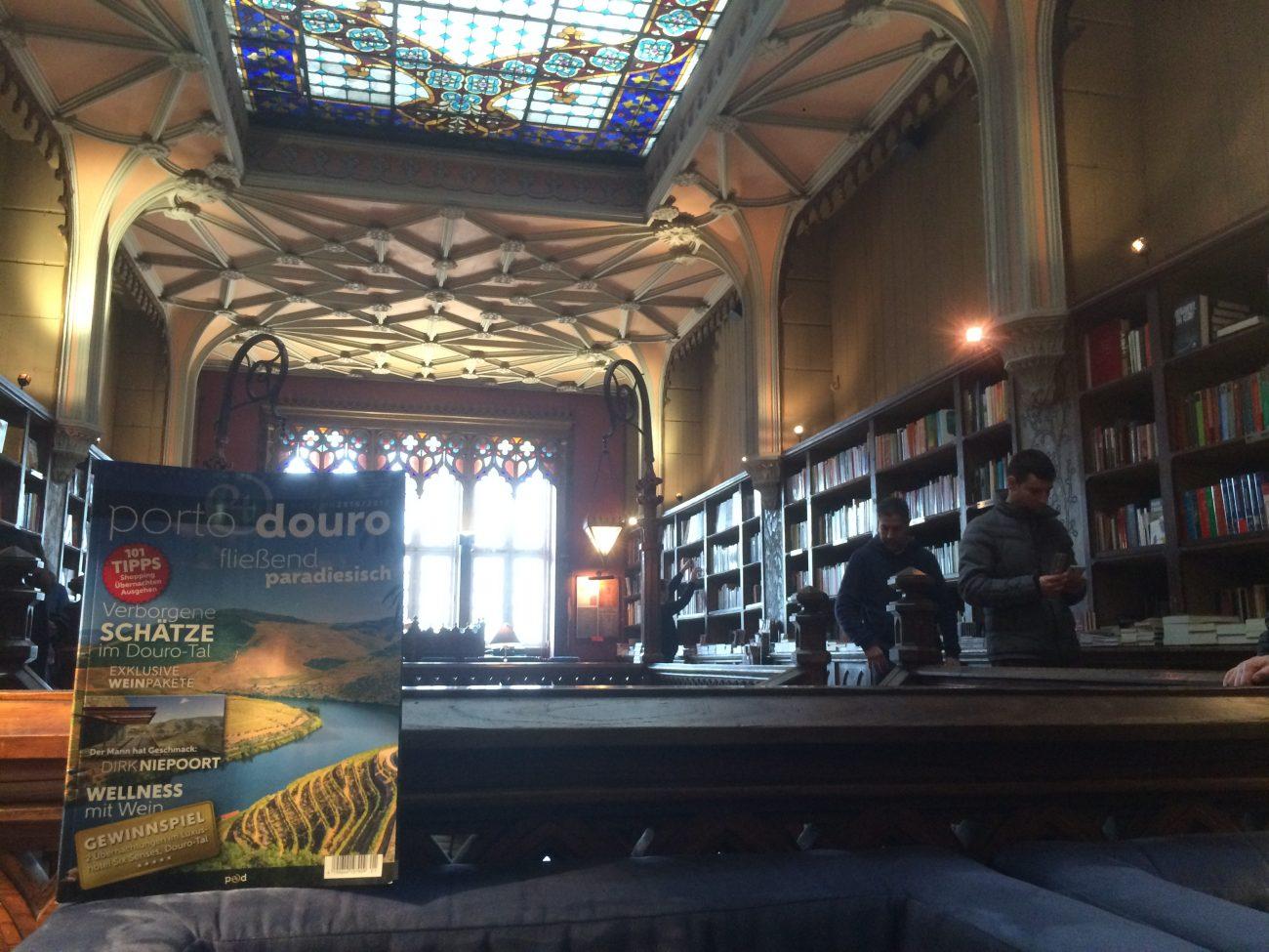 Lello in Porto ist die älteste Buchhandlung der Welt 3