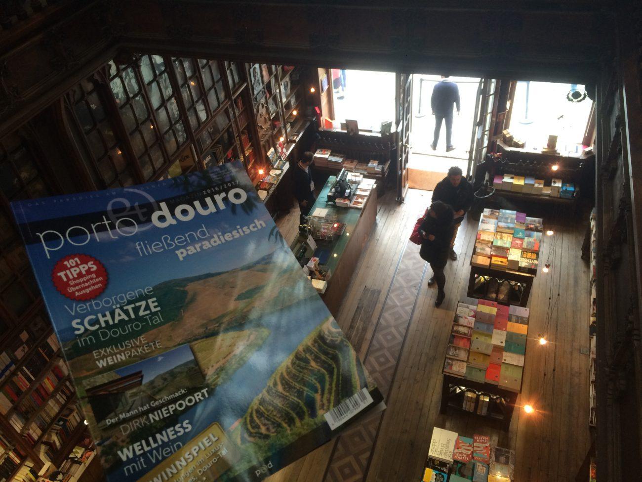 Lello in Porto ist die älteste Buchhandlung der Welt 5