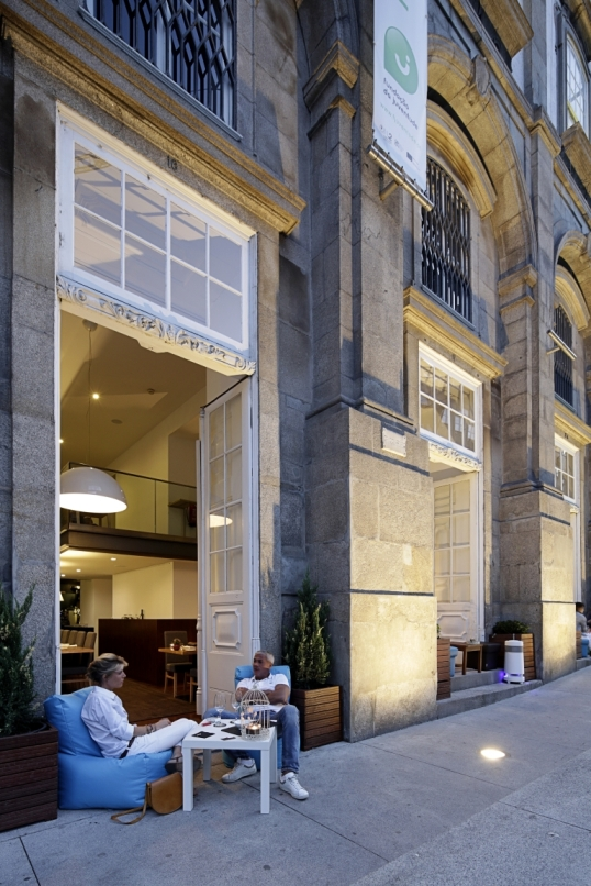 Rui Paulas Restaurant DOP in Porto
