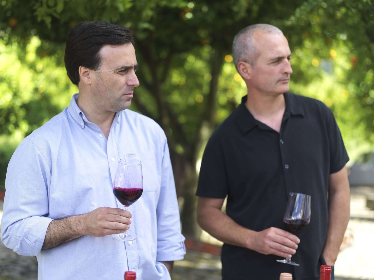 Portugal Douro Rotwein Winemaker Rui Soares Fernando Coelho