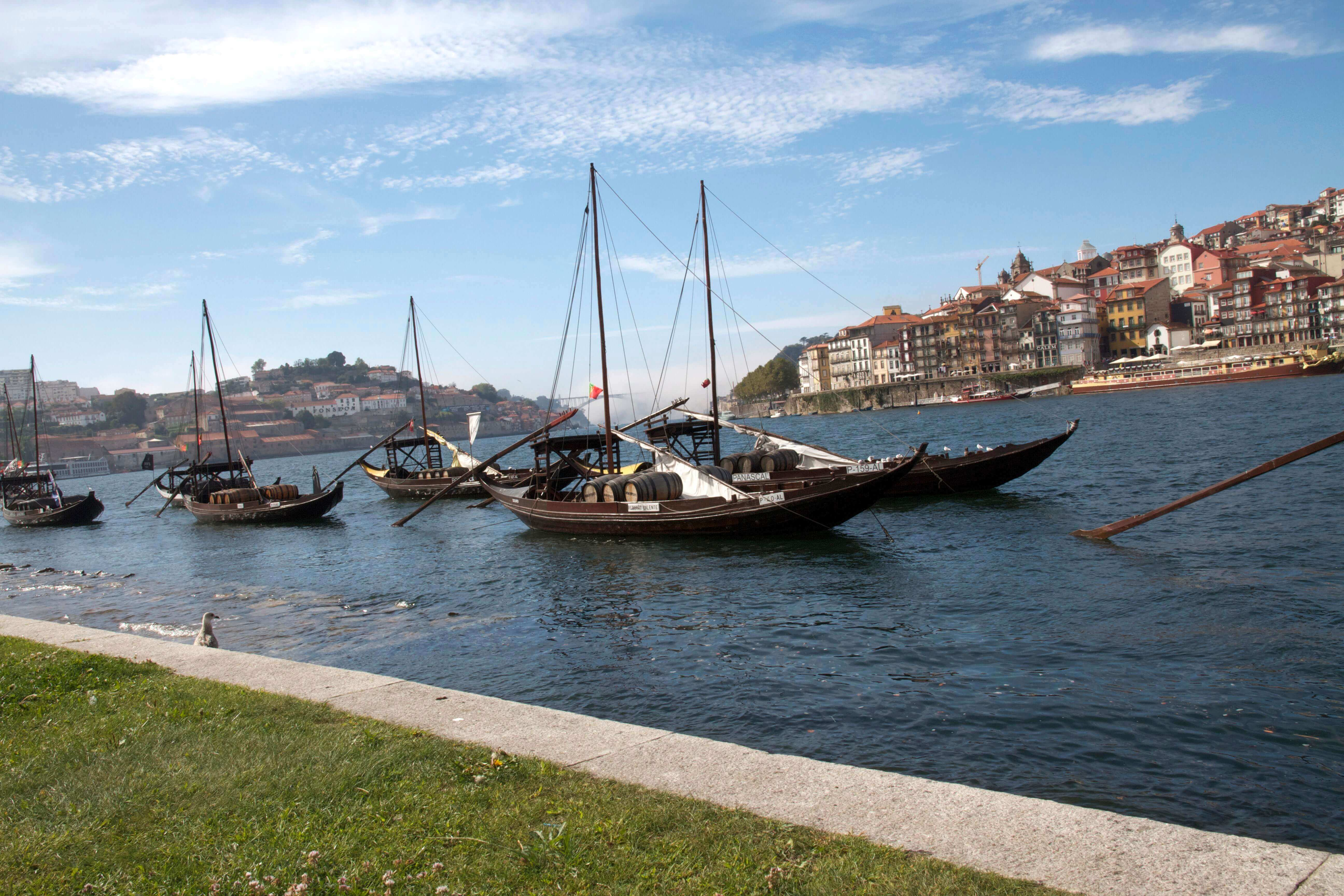 Portwine Day in Porto und Vila Nova de Gaia entlang der Ribeira