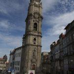 Porto Sightseeing Glockenturm Wahrzeichen Aussichtsplattform