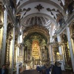 Porto Sightseeing Kirche Igreja Carmo Goldverzierung
