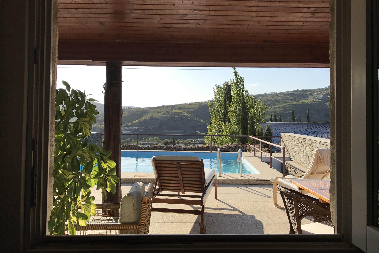 Portugal Douro Weingut mit Übernachtung Quinta de Tourais Weinwochenende