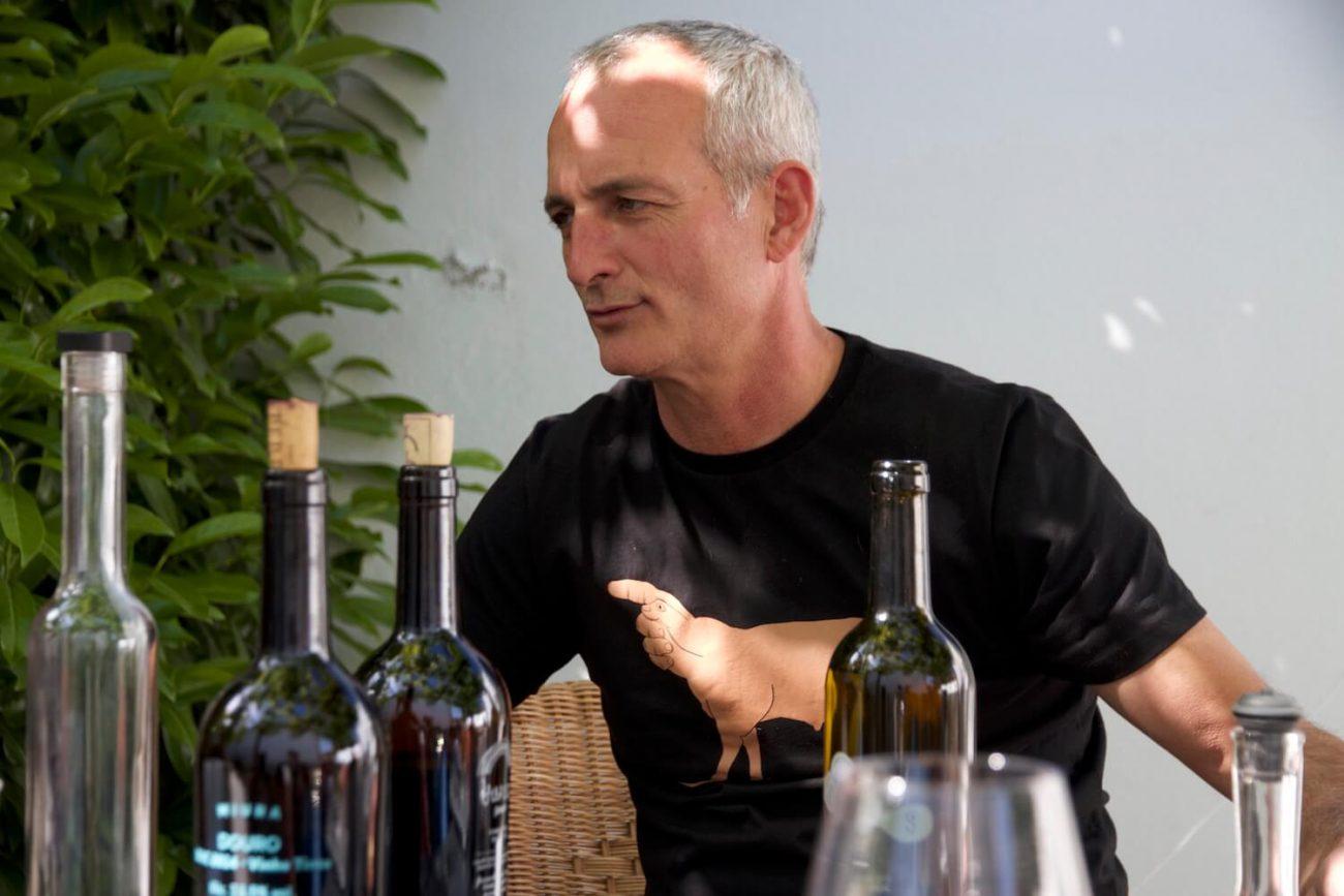 Weingut Quinta de Tourais Winemaker Fernando Coelho Weinverkostung Touronio Miura Furia