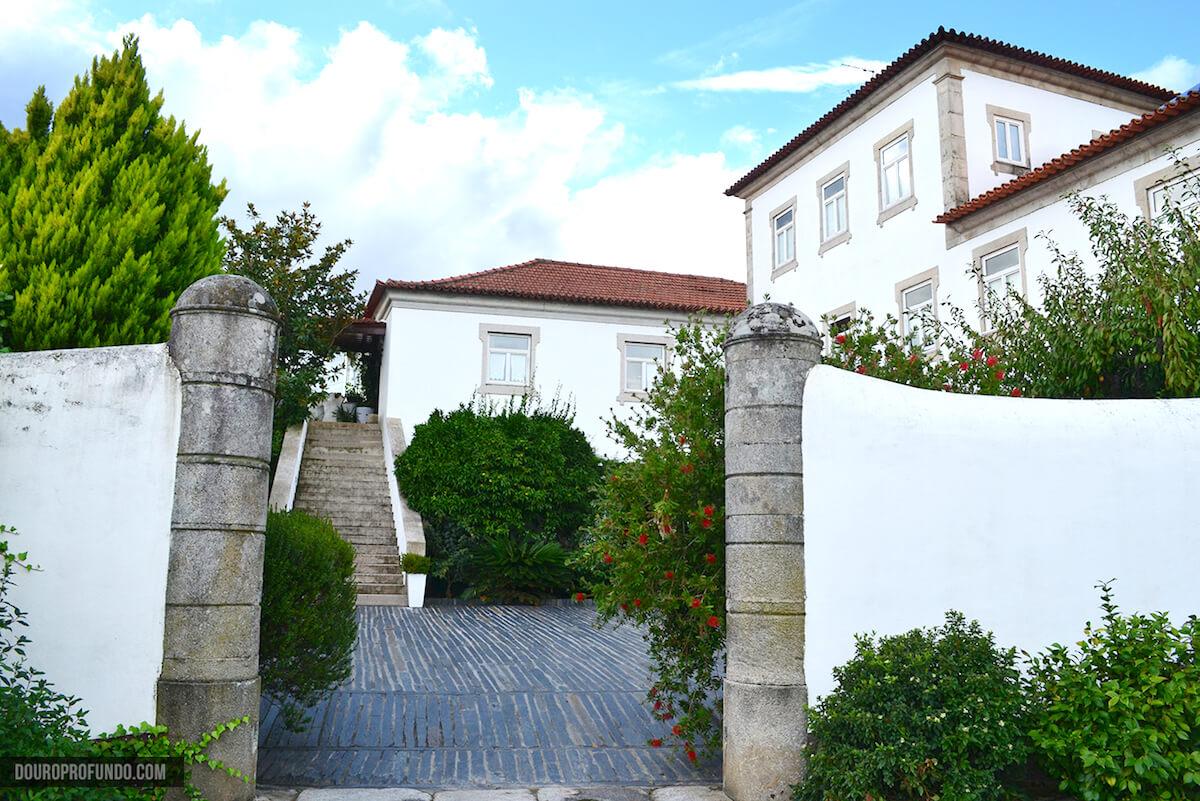 Portugal Douro Weingut Urlaub Weinwochenende Quinta de Tourais