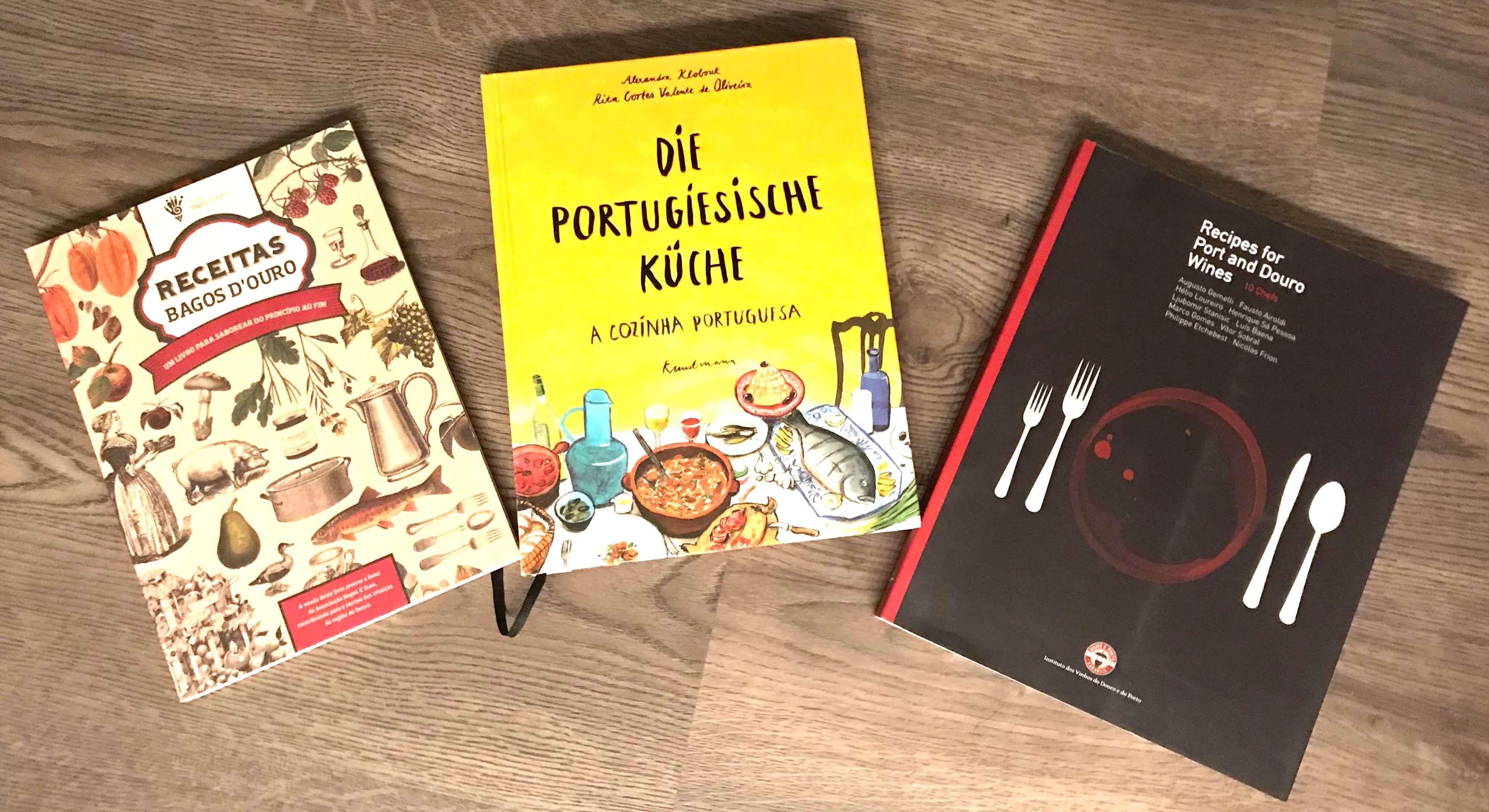 Urlaubslektüre für Portugal mal anders: Kulinarisch & vinophil