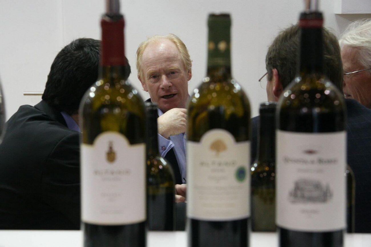Douro Weingut Dominic Symington Marke Grahams Dows