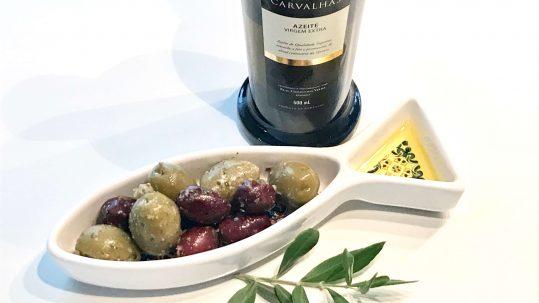 Portugal Olivenöl Quinta das Carvalhas Familie Reis Douro-Tal