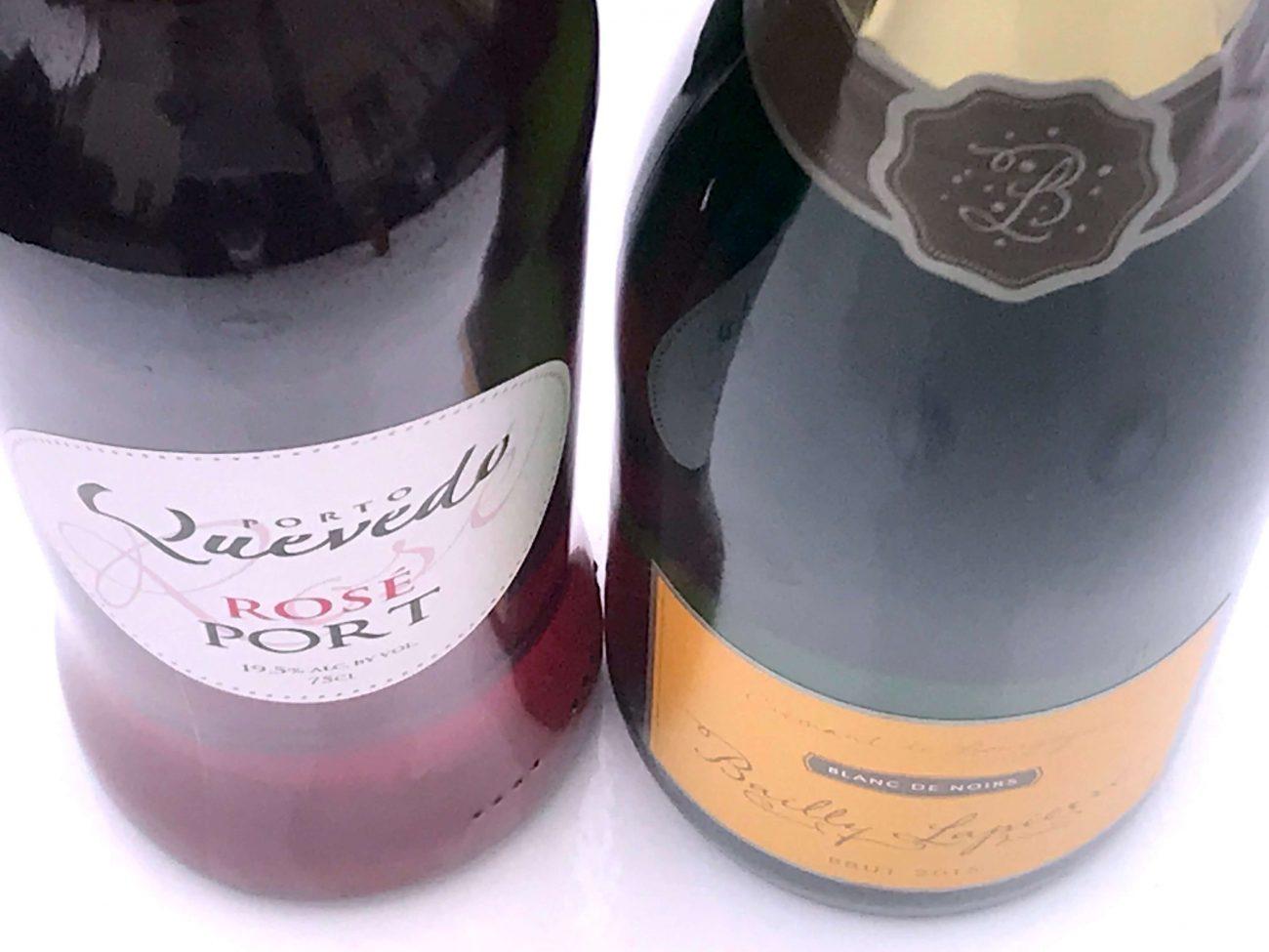 Portwein Pink Port Crémant Aperitif Cocktail
