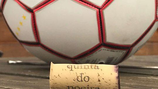 Portugal Fußballweltmeisterschaft Rotwein trinken Quinta Poeira