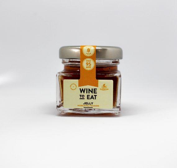 Konfitüre mit Moscatel Wein von Wine to eat im Weinshop von Porto Douro