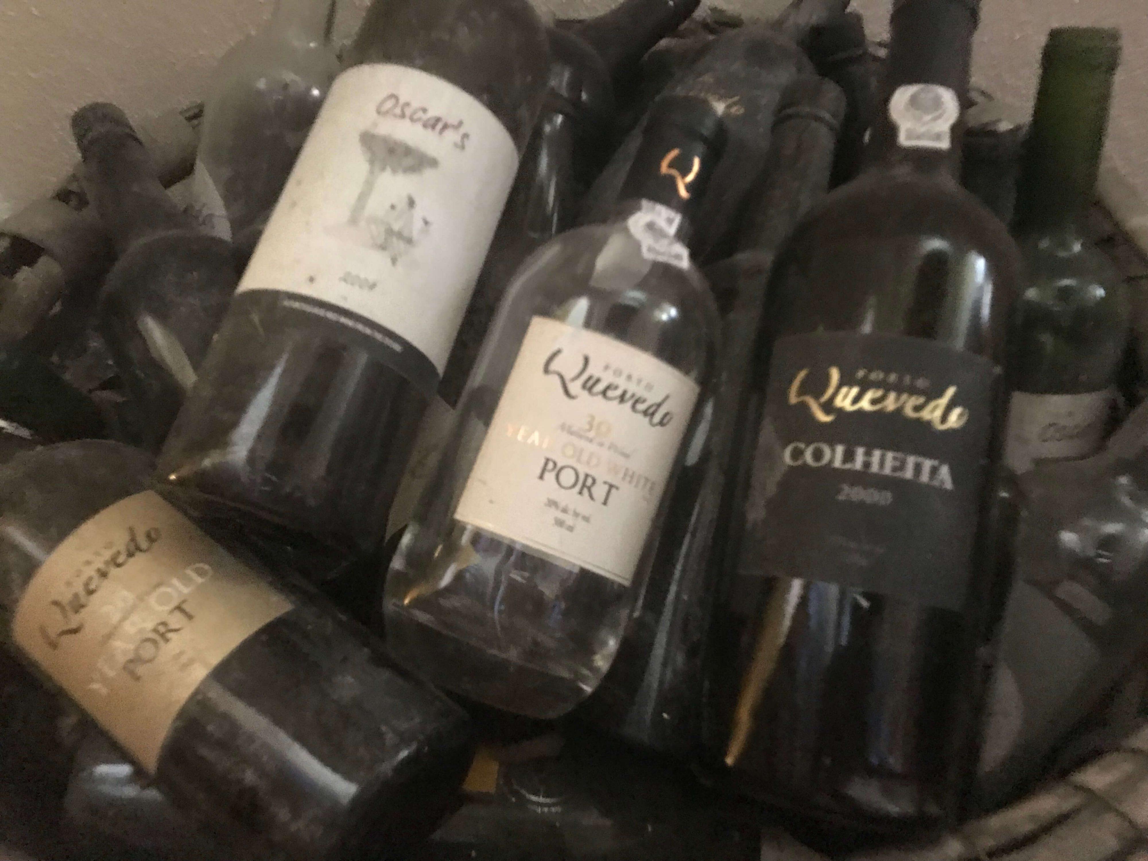 Falschengereifte Portweine oder fassgereift - das ist hier die Frage