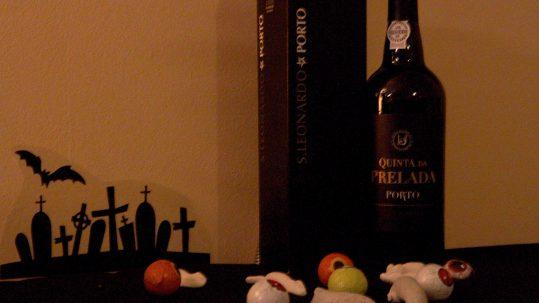 Süßes oder Saures - Portwein zu Halloween geht immer