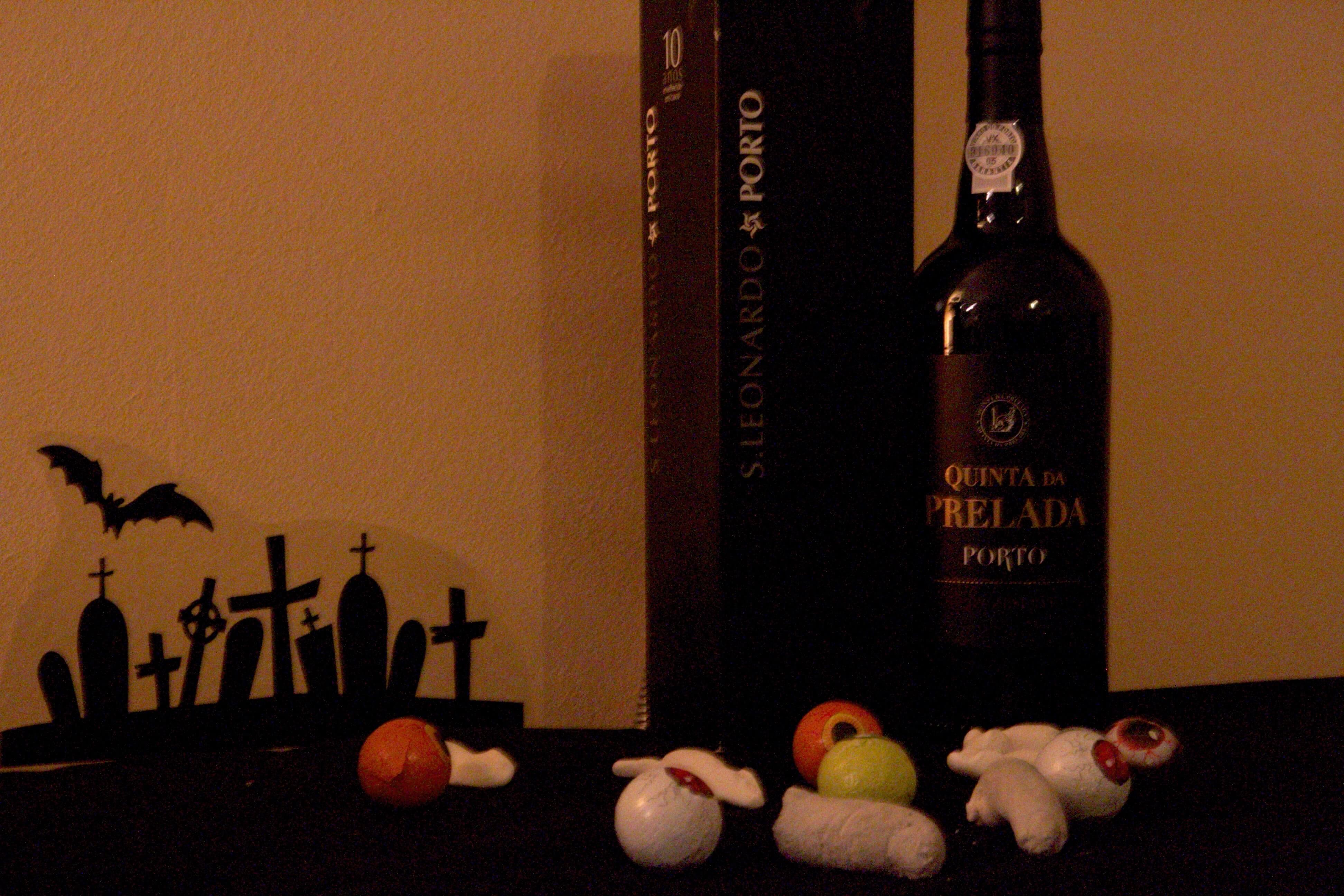Süßes oder Saures? – Halloween mit Portwein