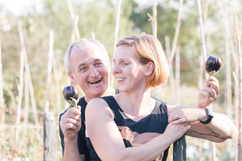 Mit Fernando Coelho in den Weinbergen der Quinta de Tourais