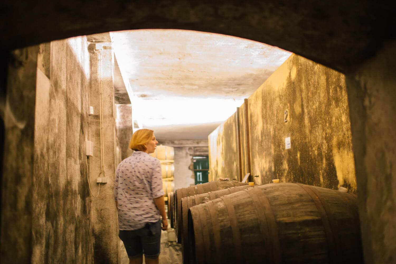 Besuch von Port Knox der Quinta do Mourão im Douro-Tal
